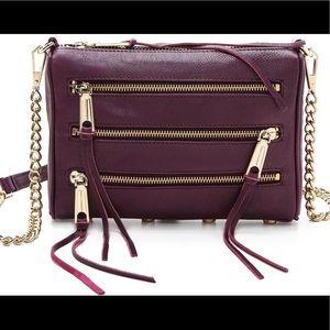 Rebecca Minkoff zipped bag